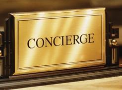 what does concierge service mean